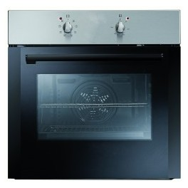 HORNO INTEGRADO TECHWOOD- Acero Inox